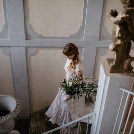 Ashley and Ashleigh, Wedding in Petritoli, Le Marche